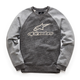 Charcoal Heather Pace Fleece Sweatshirt