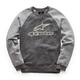 Charcoal Heather Pace Fleece Sweatshirt