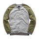 Heather Gray Pace Fleece Sweatshirt