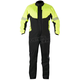 Fluorescent Yellow/Black Hurricane Rain Suit