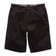 Black Delta Shorts