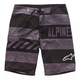 Charcoal Insignia Boardshorts
