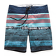 Blue Chicaneless Swim Trunk