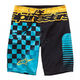 Black Speed Boardshorts