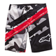 Gray Lambo Boardshorts