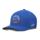 Royal Blue Empire Curve Hat