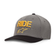 Charcoal Ride Curve Hat