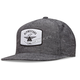 Black Span Snapback Hat - 101781014-10