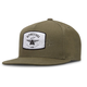 Military Green Span Snapback Hat - 101781014-608