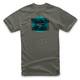 Military Green Task T-Shirt