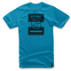 Turquoise Kar T-Shirt