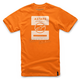 Orange Kar T-Shirt