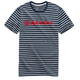 Navy/White Studio T-Shirt