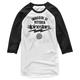 White/Black Team Spirit T-Shirt