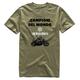 Army Green Del Mondo T-Shirt