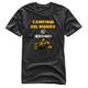 Black Del Mondo T-Shirt