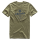 Army Green Decal T-Shirt