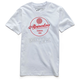 White Decal T-Shirt