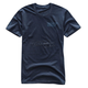 Navy Static T-Shirt