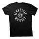 Black Round Tennessee Whiskey T-Shirt