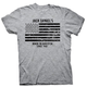 Heather Gray Stars & Stripes T-Shirt