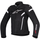 Womens Black/White Stella T-GP Plus R v2 Air Jacket
