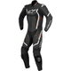Black/White  Motegi v2 One-Piece Riding Suit