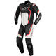 Black/Red/White Motegi v2 One-Piece Riding Suit
