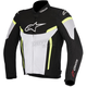 Black/White/Fluorescent Yellow T-GP Plus R v2 Air Jacket