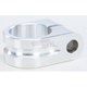 Raw 1 in. Milled Mirror Mount - R-MM100-MA
