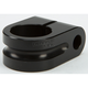 Black 7/8 in. Milled Mirror Mount - R-MM875-MB