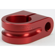 Red 7/8 in. Milled Mirror Mount - R-MM875-M7