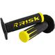 Black/Yellow Fusion 2.0 Motocross Grips w/Fusion Bonding System - 00288