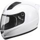 Pearl White GM69 Helmet