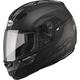 Flat Black/Dark Silver MD04 Modular Street Helmet