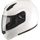 Pearl White MD04 Modular Street Helmet
