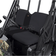 Black Bench Seat Covers - 18-158-010401RT