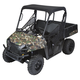 Black Roll Cage Top  - 18-150-010401RT