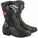 Black/Pink/White Stella SMX-6 v2 Women's Vented Boot