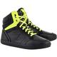 Black/Fluorescent Yellow J-8 Shoe