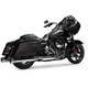Chrome Sniper Slip-On Mufflers - 7201901