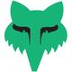 Green 3.5 in. Legacy Head Sticker - 14906-004-OS
