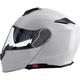 White Solaris Modular Helmet