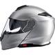 Silver Solaris Modular Helmet
