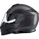 Dark Silver Solaris Modular Helmet
