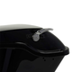 Chrome Saddlebag Lid Levers - HW157802
