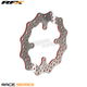 Red Rear RFX Rotor - 1711-1354