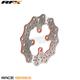 Orange Rear RFX Rotor - 1711-1383