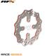 Orange Rear RFX Rotor - 1711-1385