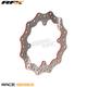 Orange Rear RFX Rotor - 1711-1387